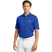 Short Sleeve NIKE Polo Varsity Royal