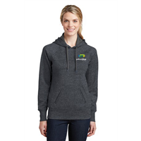 Sport-Tek Ladies Tech Fleece Sweatshirt Graphite