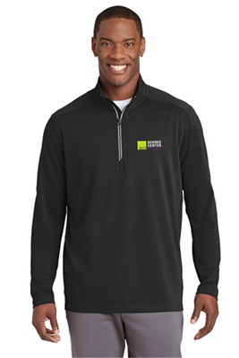 SCI Mens Quarter Zip
