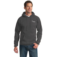 Hooded Sweatshirt Charcoal