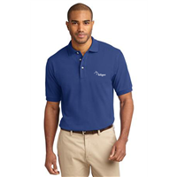 Short Sleeve Polo Royal