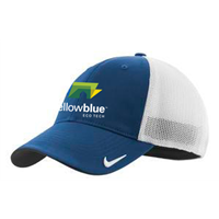 Nike Golf - Mesh Back Cap Meteor Blue/White