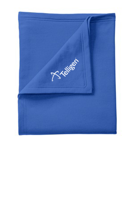 Sweatshirt Blanket Royal
