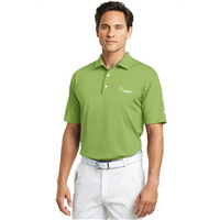 Short Sleeve NIKE Polo Vivid Green